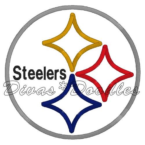 500x500 Steelers Logo Clip Art