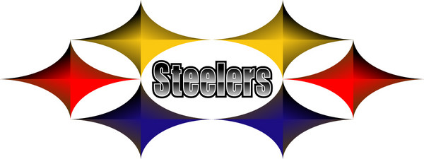 600x225 steelers tattoo design by Mark Goss