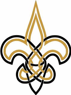 236x313 New Orleans Saints Clipart