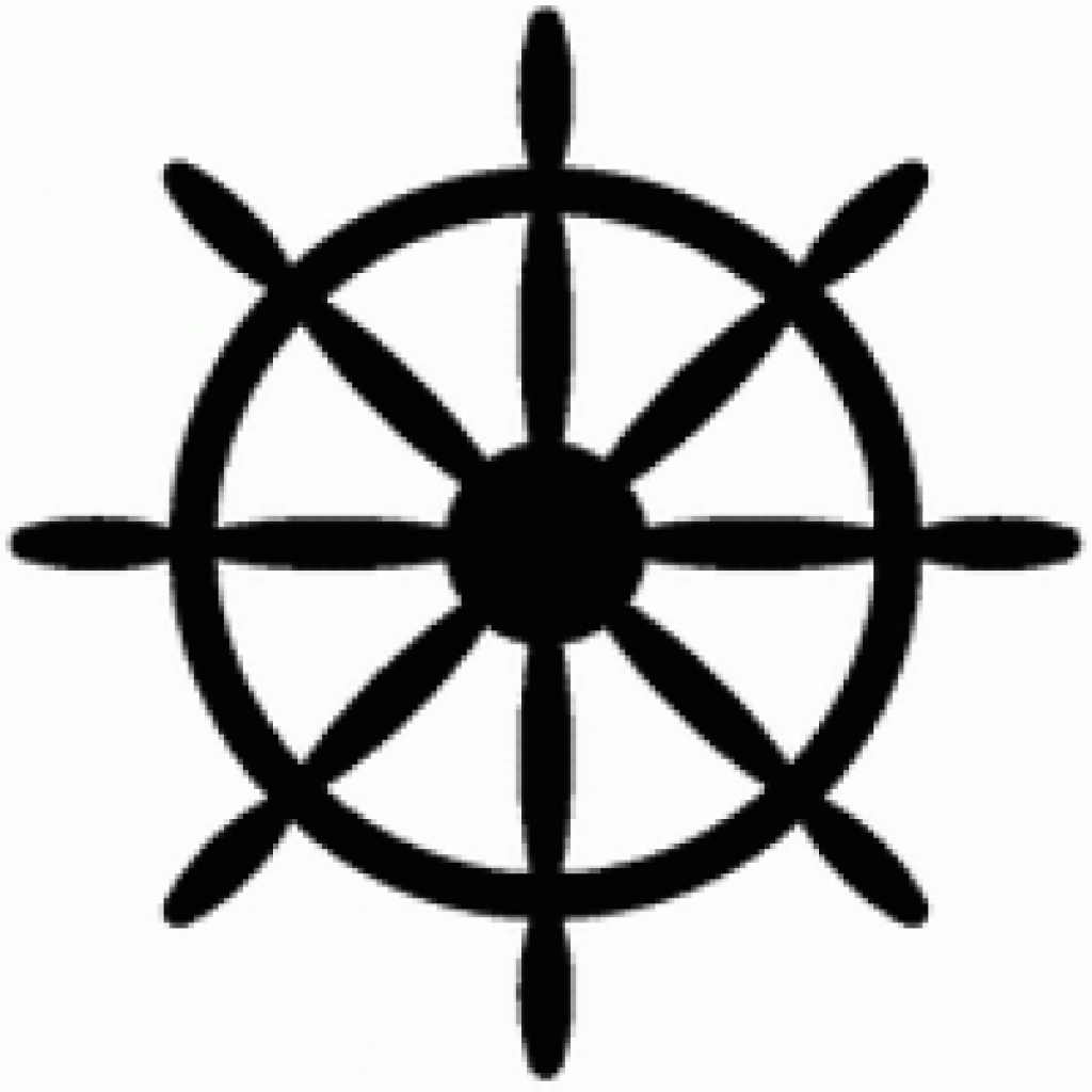 1024x1024 Steering Wheel Decal Boat Decal Clip Art Library Hight Resulation