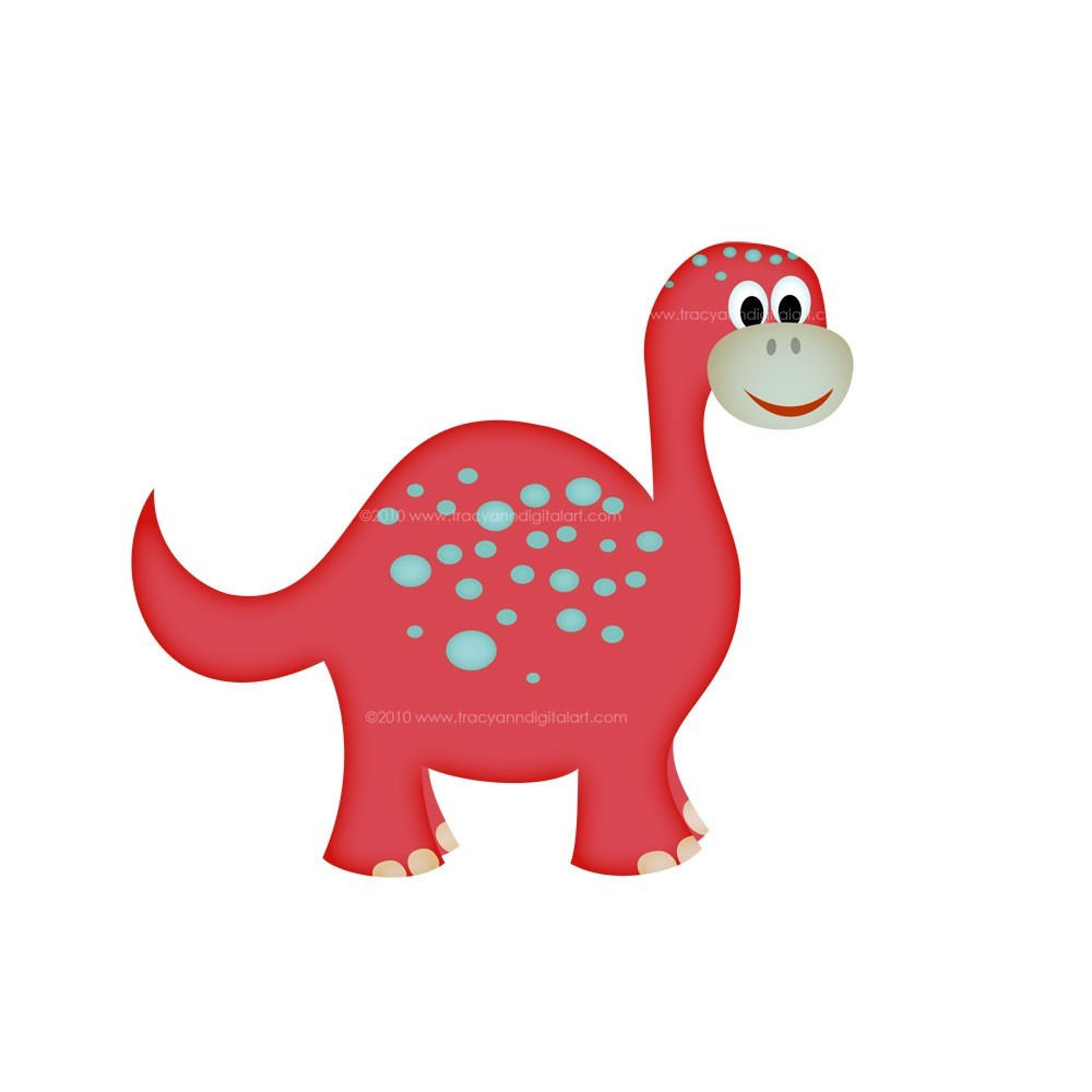 1000x1000 Stegosaurus Clipart Red