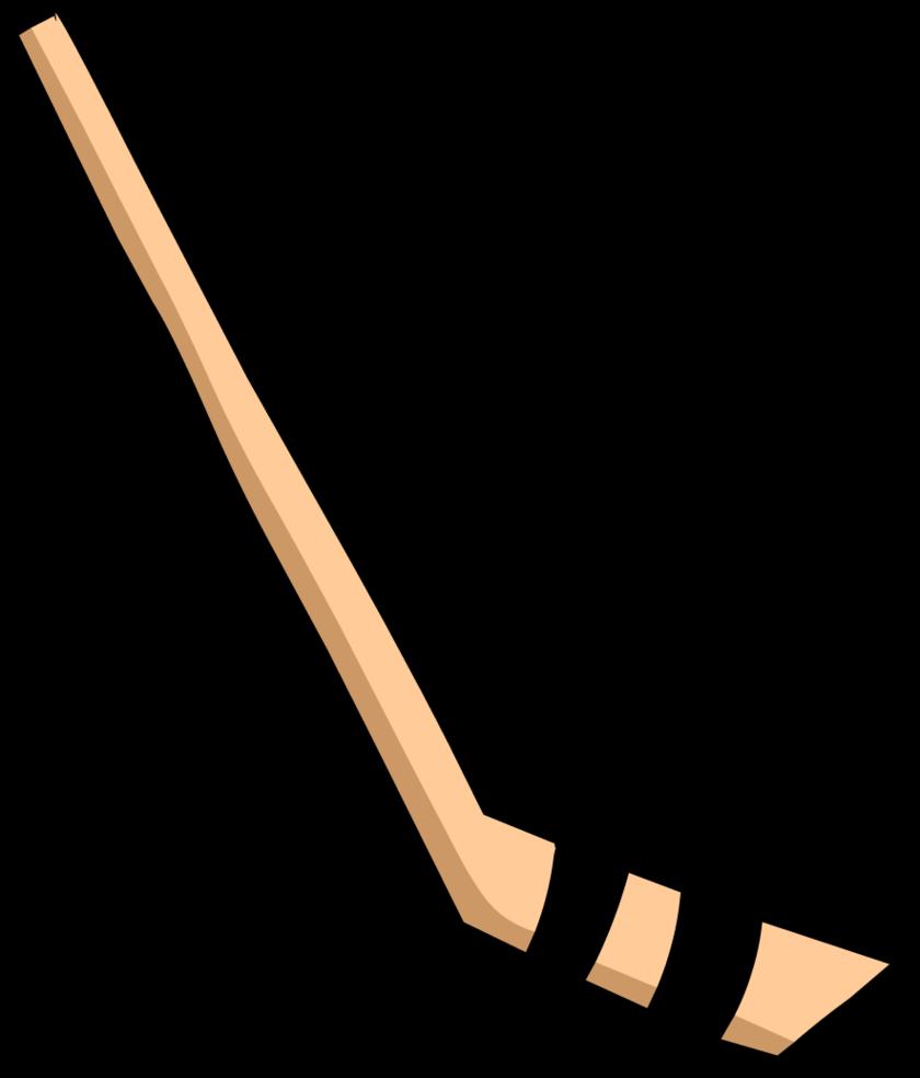 840x984 Hockey Stick Clip Art