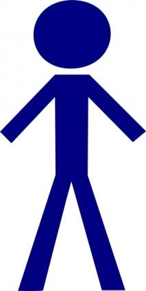 213x425 Stick Figure Clip Art Download