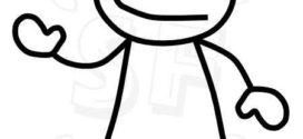 272x125 Stick Figure Clip Art Free Vector In Open Office Drawing Svg