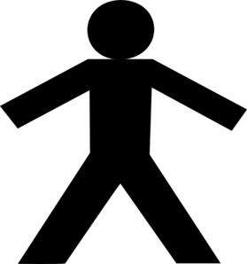 279x298 Figure Clipart
