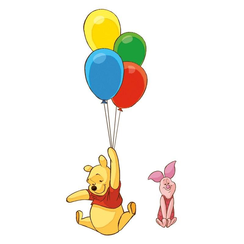 800x800 Baby Roommates Winnie The Pooh Pooh Friends Peel Stick Border