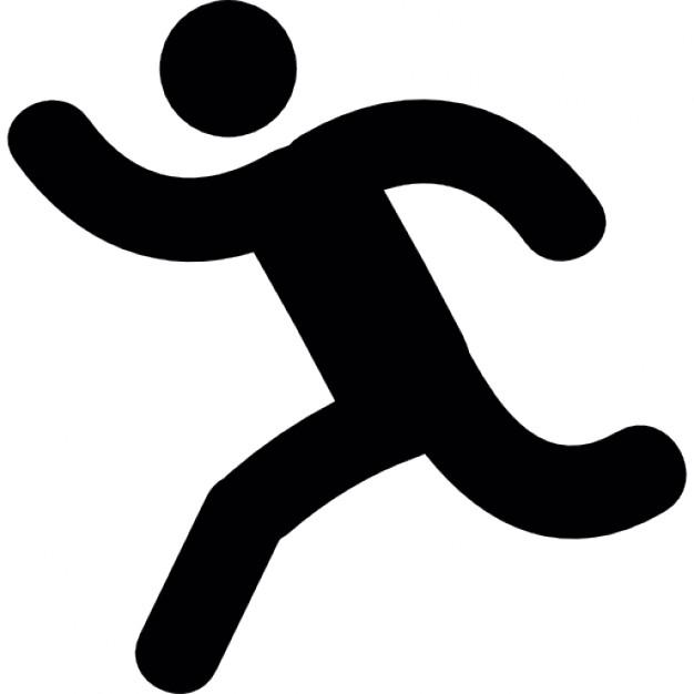 626x626 Person Running Stick Person Stick Man Running Clipartbarn