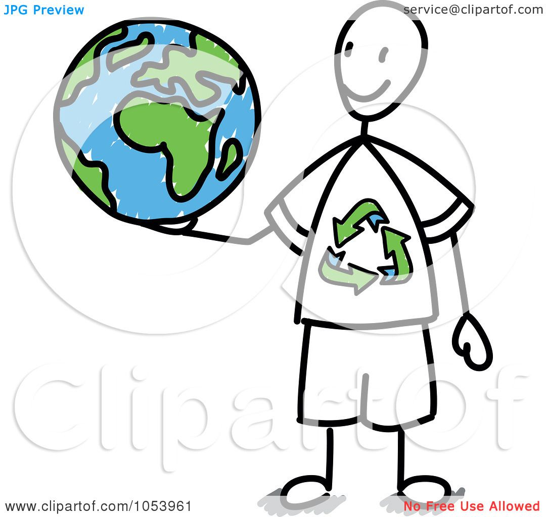 1080x1024 Royalty Free Vector Cliprt Illustration Of Stick Man Holding