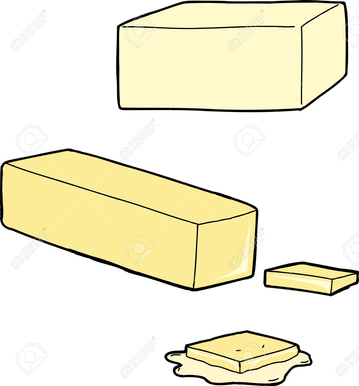 1211x1300 Butter Clipart Melted Butter