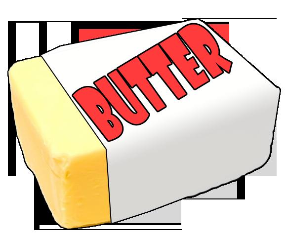 581x476 Butter Clipart