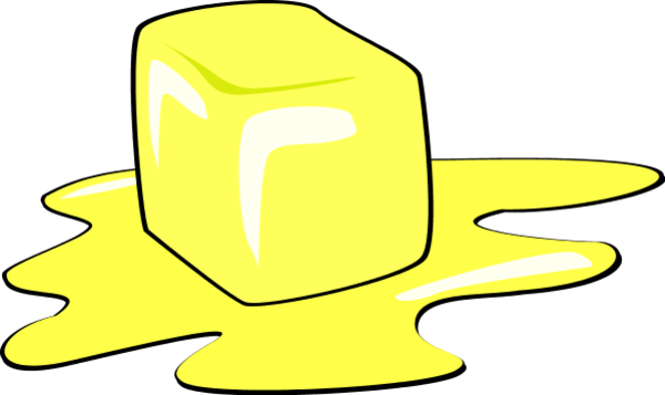 600x357 Butter Clipart