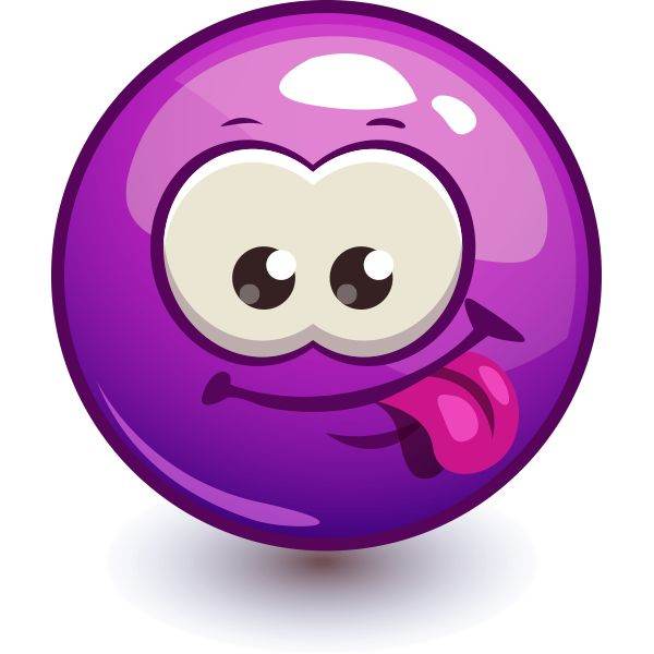 Stick Tongue Out Smiley Clipart