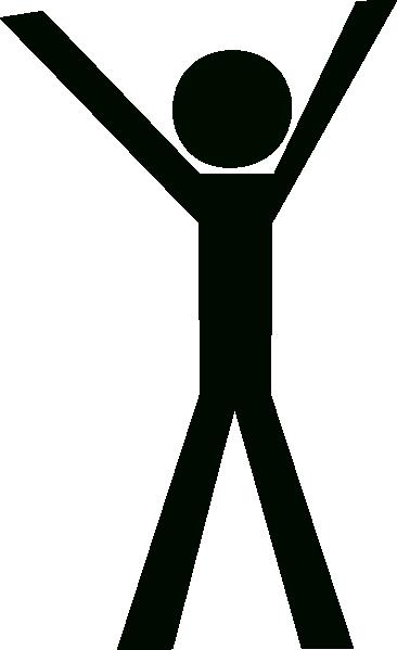 Stickfigure Clipart