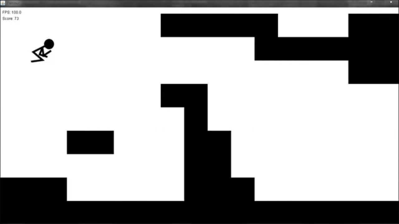 1280x720 Java 2d Game