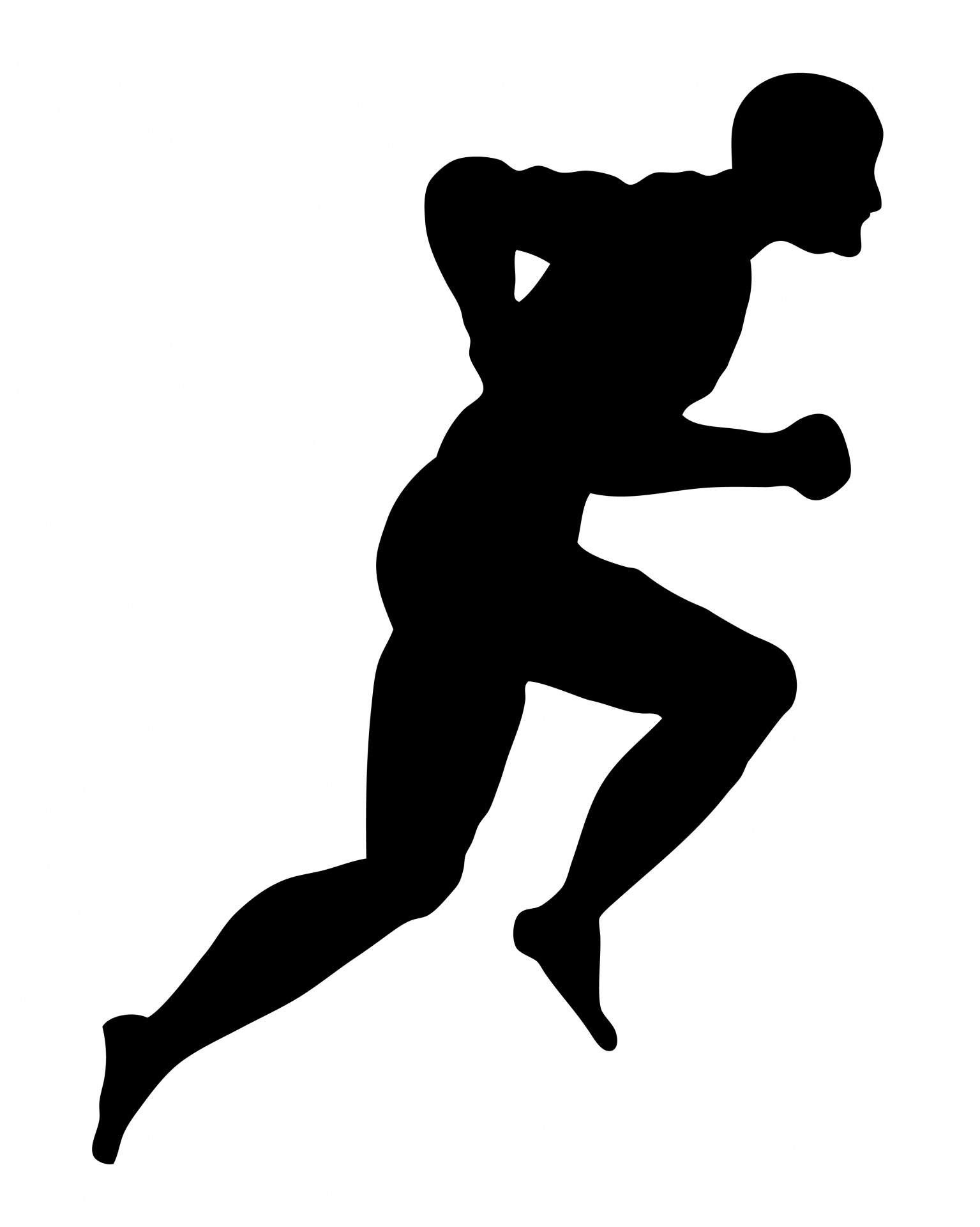 1535x1920 Running People Clipart, Explore Pictures