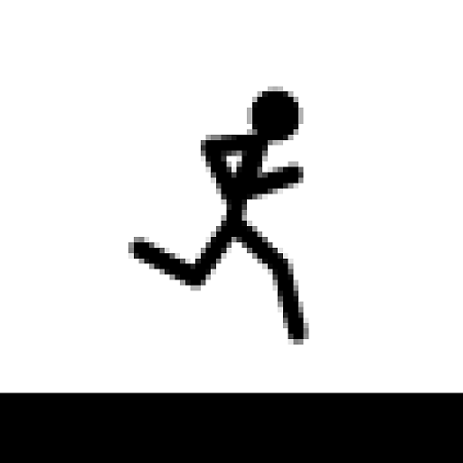512x512 Stick Man Runner Appstore For Android