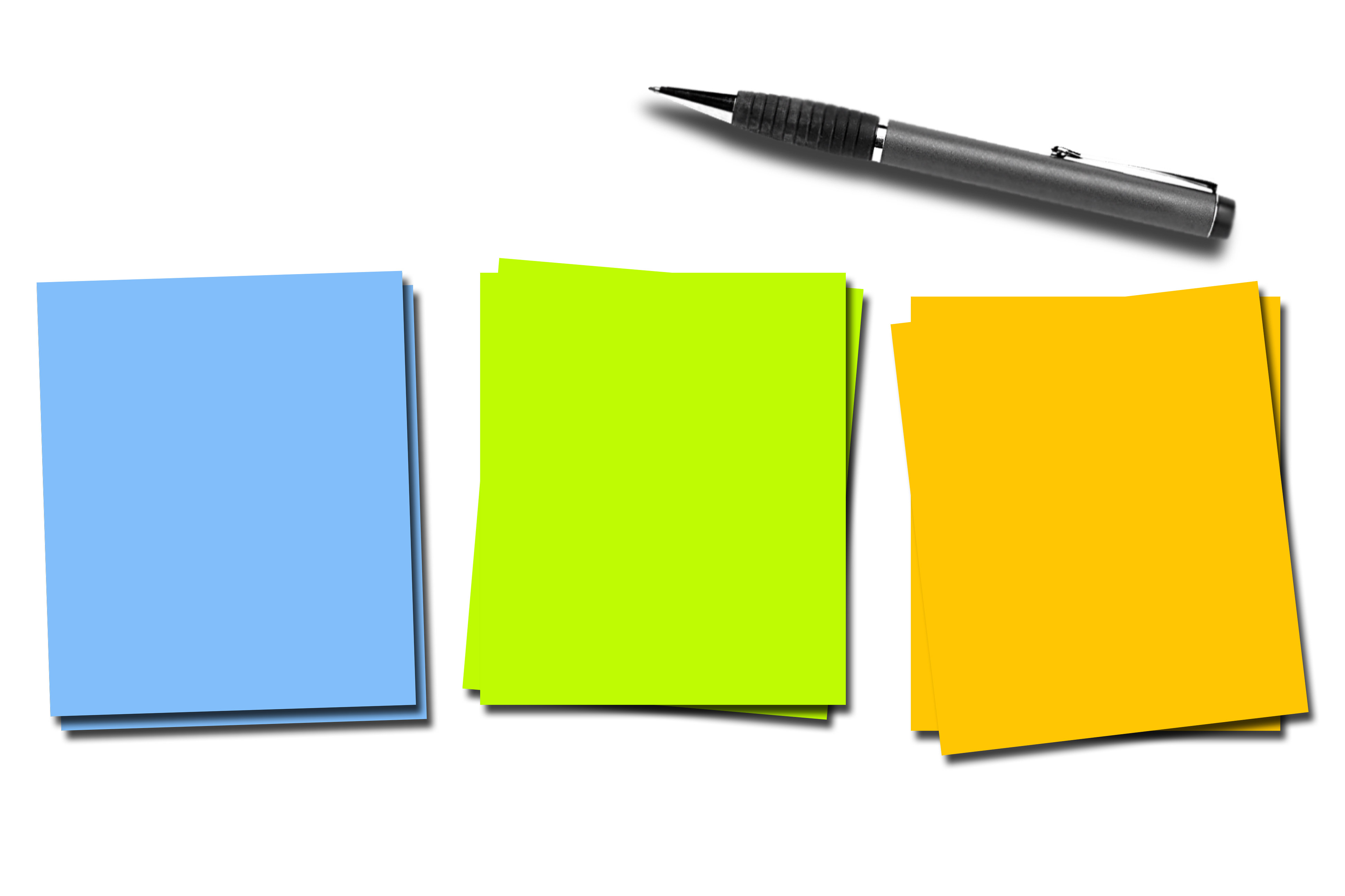 Sticky Notes Clipart | Free download best Sticky Notes ...