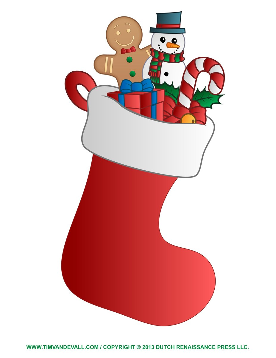 927x1200 Christmas Stocking Clipart Images Merry Christmas And Happy New