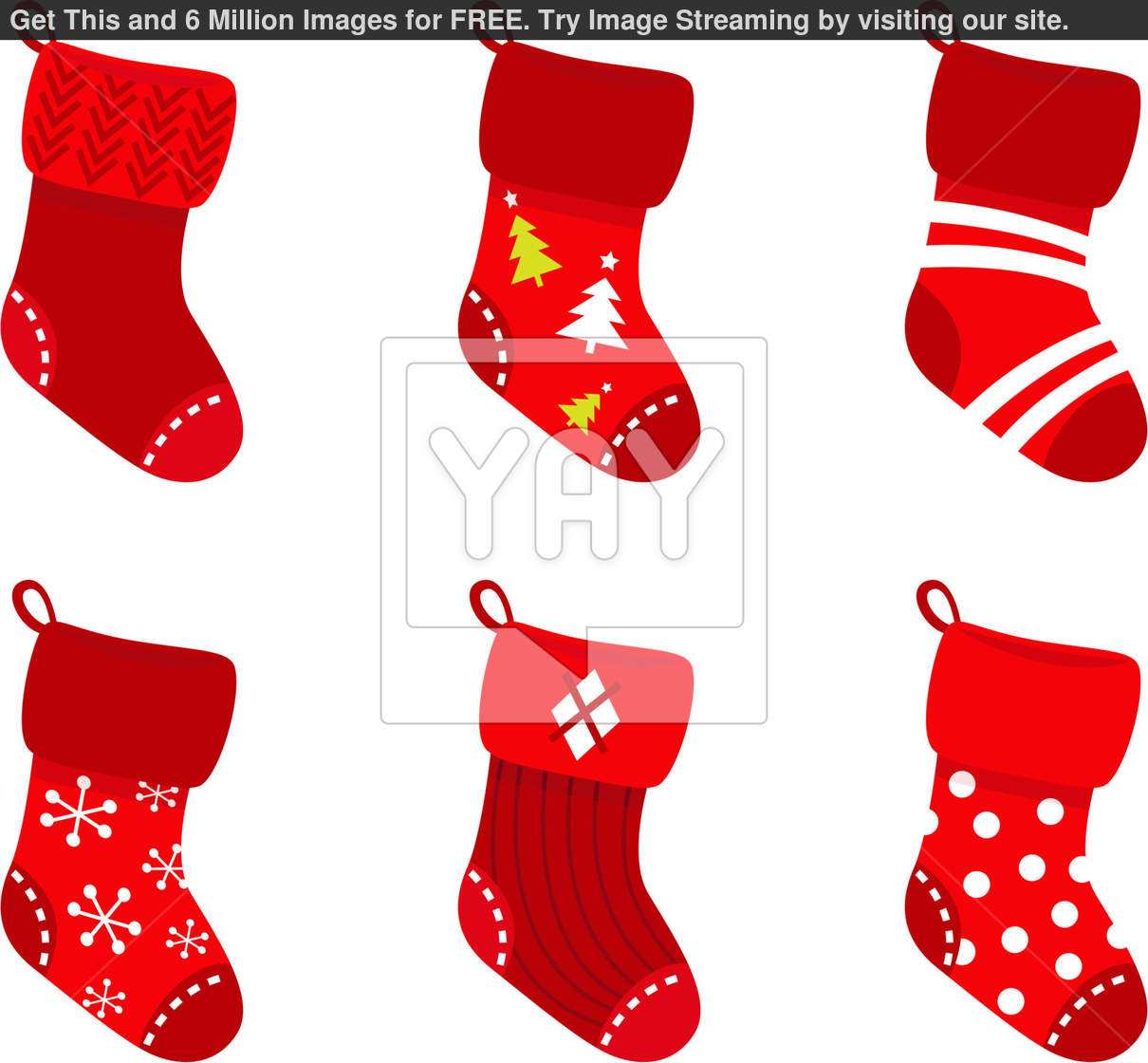 1210x1120 Hanging Christmas Stockings Clipart