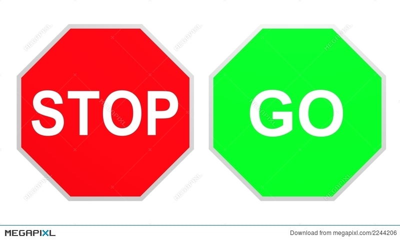 800x481 Stop Go Illustration 2244206