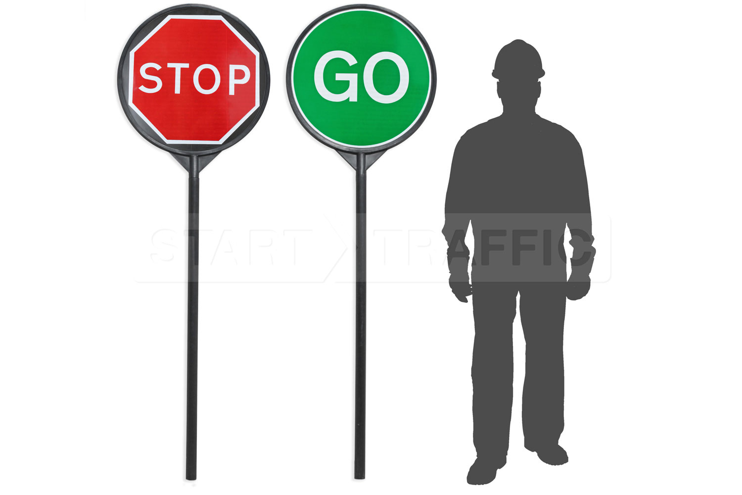 1500x1000 Stop Go Lollipop Signs Stop Work Signs Fast Delivery