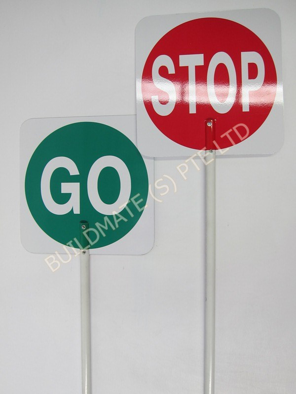 600x800 Double Sided Aluminium Signboard