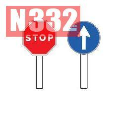236x236 Signs And Signals From Police Officers Controlling Traffic N332