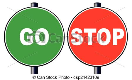 450x274 Stop And Go Clipart