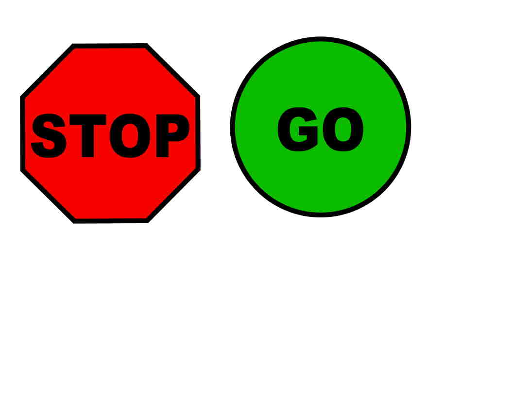1056x816 Stop Sign Free Printable Stop And Go Signs Danaalla Top Cliparts