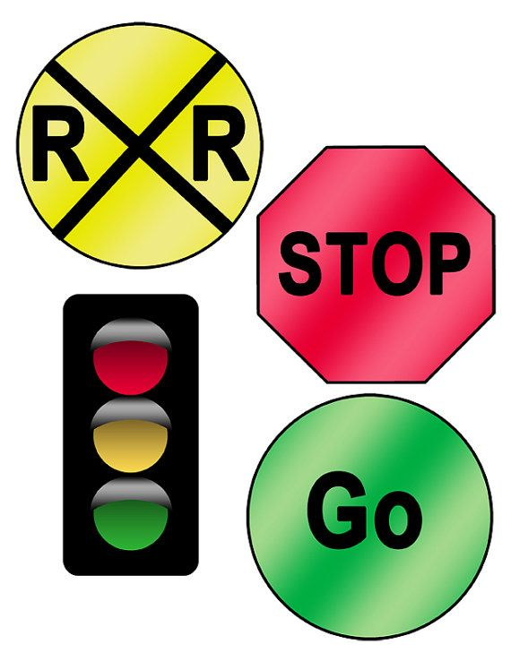 570x738 Stop Clipart Safety Sign