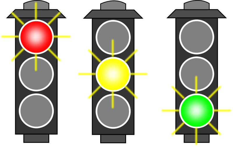 800x506 Stop Clipart Traffic Light