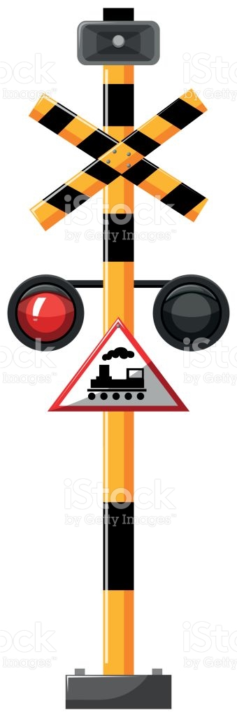 339x1024 Traffic Light Clipart Train Signal