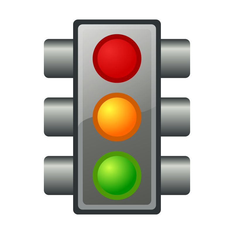 800x800 Traffic Light Stop Light Clip Art Traffic Clipart Image 2