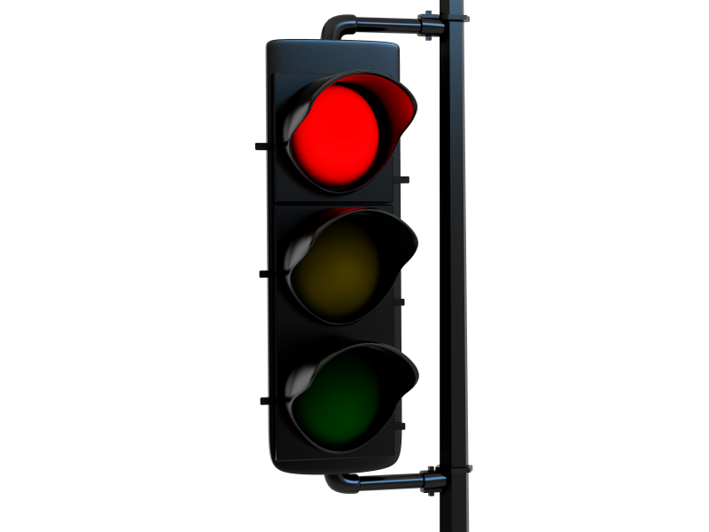 800x600 Stop Light Picture