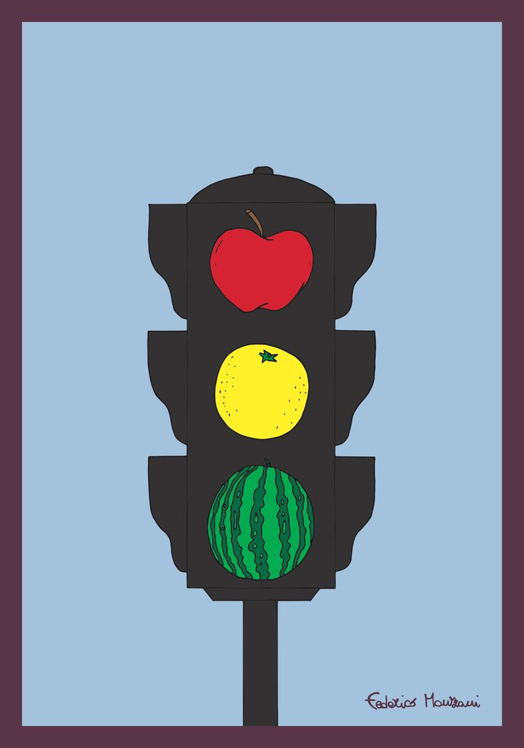 736x1051 85 Best Traffic Lights, Road Signs And Light Poles Illustrations