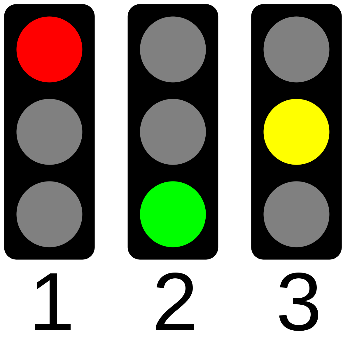 1200x1172 Traffic Light