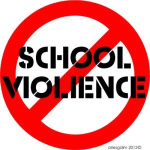 300x300 Fight Clipart School Violence