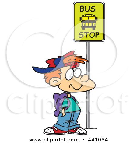 450x470 Stop Clipart School Bus Stop
