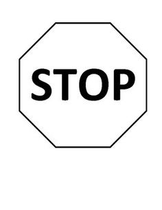 236x305 How To Draw A Stop Sign Group