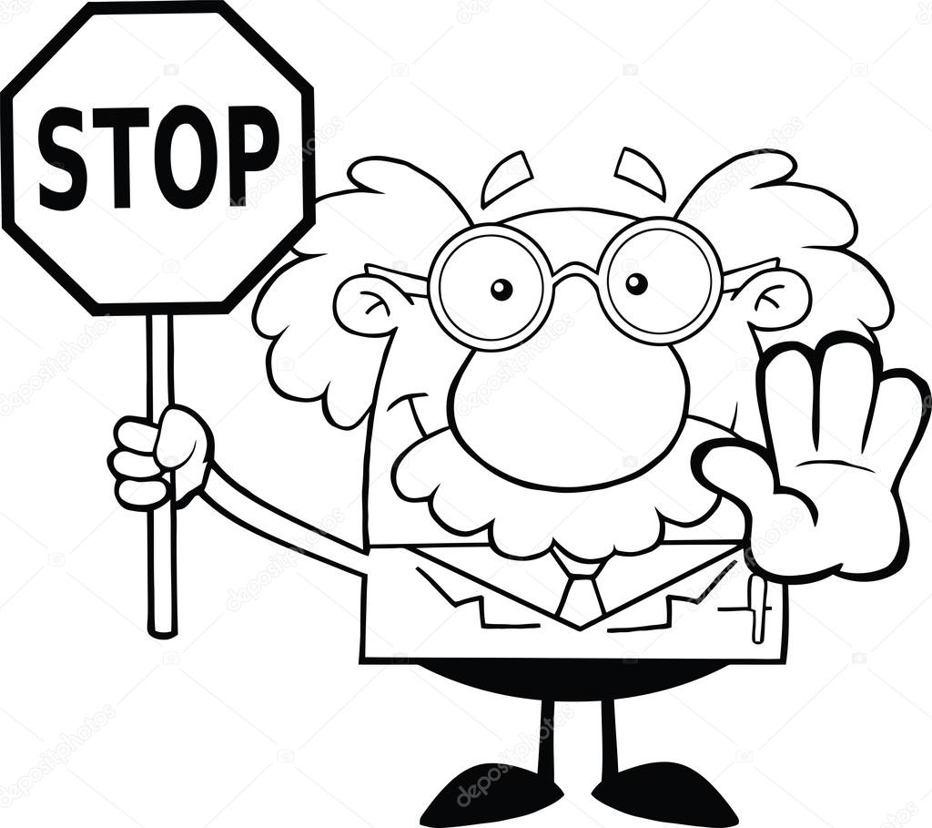 Stop Sign Black And White | Free download best Stop Sign Black And ... for Stop Sign Clipart Black And White  104xkb