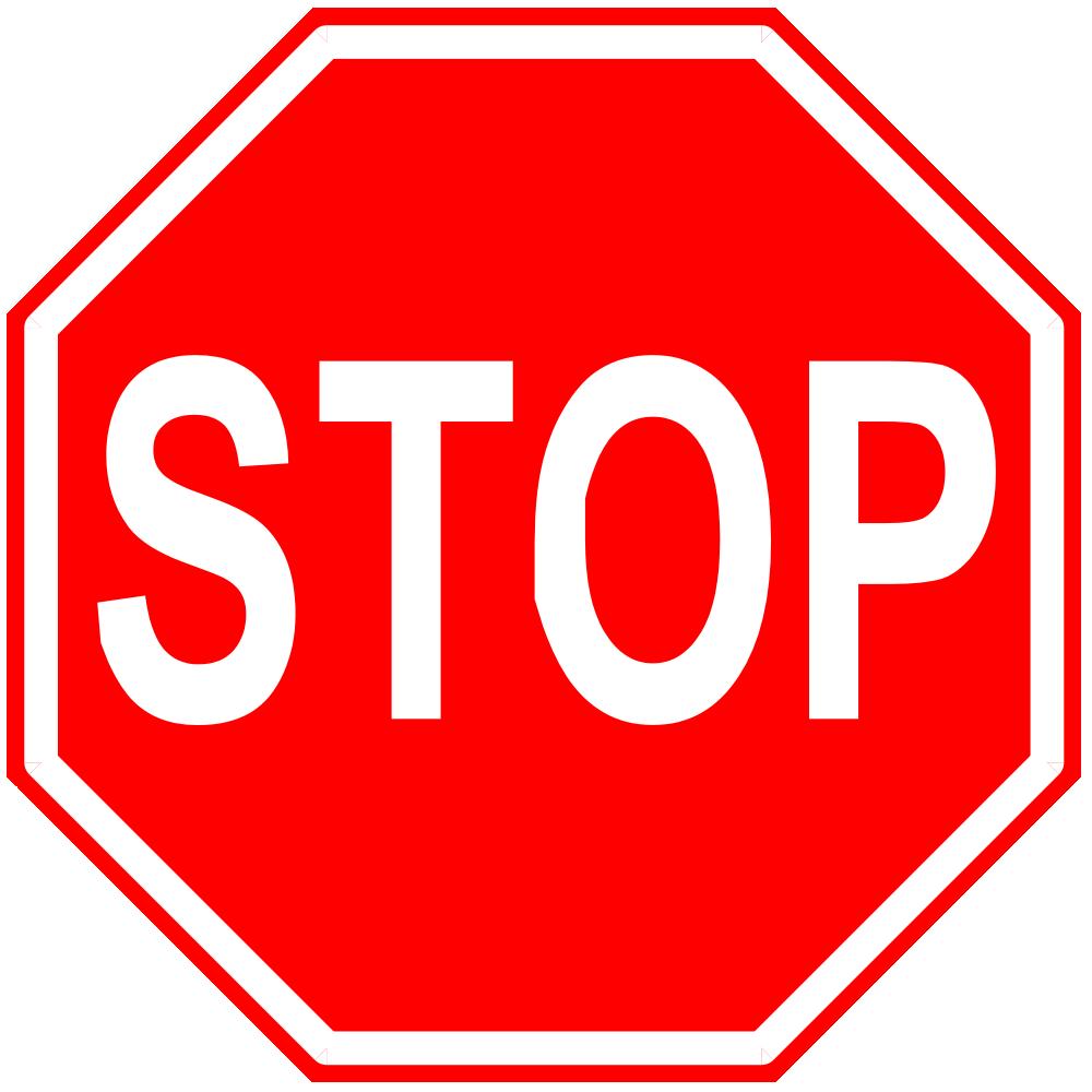 1000x1000 Stop Sign. Flag This Clip Art Clipart Panda
