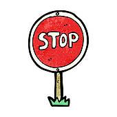 170x170 Stop Clipart Cartoon