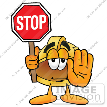 450x450 Stop Clipart Safety Sign