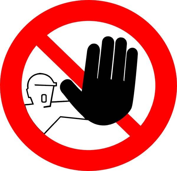 600x579 Stop Sign Clip Art