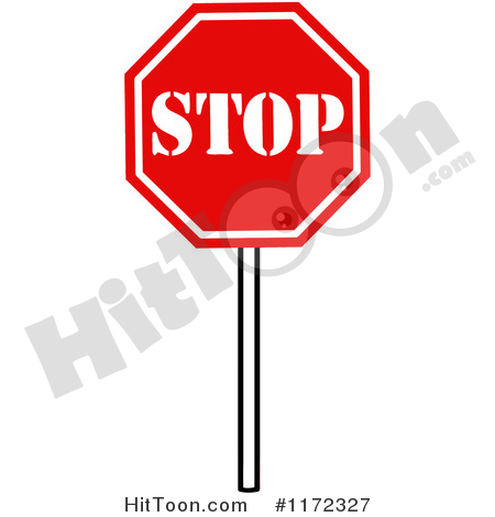 450x470 Stop Sign Clipart