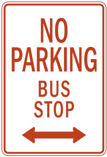 349x512 Bus Stop Sign Clip Art Myriil