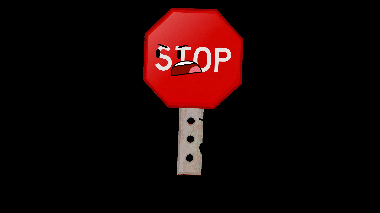 2340x1316 Stop Sign Object Lockdown Wiki Fandom Powered By Wikia