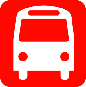 297x300 Bus Stop Signs Clipart
