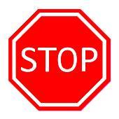 170x170 Bus Stop Sign Clip Art