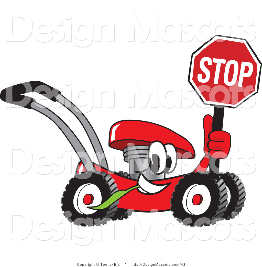 1024x1044 Royalty Free Stop Sign Stock Mascot Designs